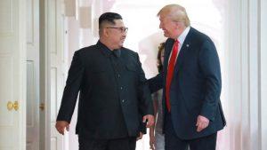 Помпео: Трета среща Тръмп-Ким не се предвижда