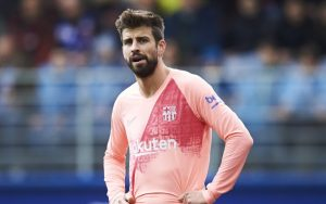 Клубът на Пике ще играе в Трета дивизия на Испания