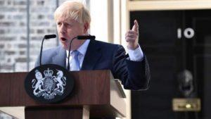 Борис Джонсън обеща да не допусне твърда граница с Ирландия