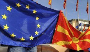Утвърден е преговарящият екип на Македония с ЕС