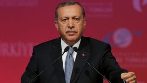 Ердоган: Който и да подкрепя Израел, ние сме срещу него