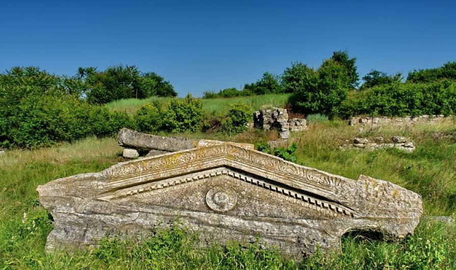 Античен град Улпия Ескус