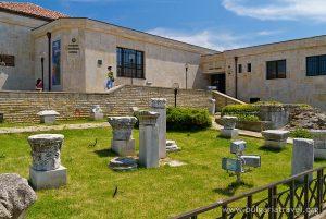 Археологически музей, град Несебър