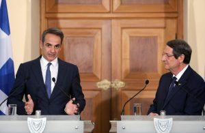 Мицотакис: ЕС да даде силен отговор на Турция в Средиземно море