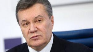 Европейският съд отмени санкциите на бившия украински президент Янукович