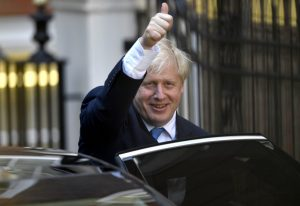 Джонсън: Великобритания излиза от ЕС на 31 октомври