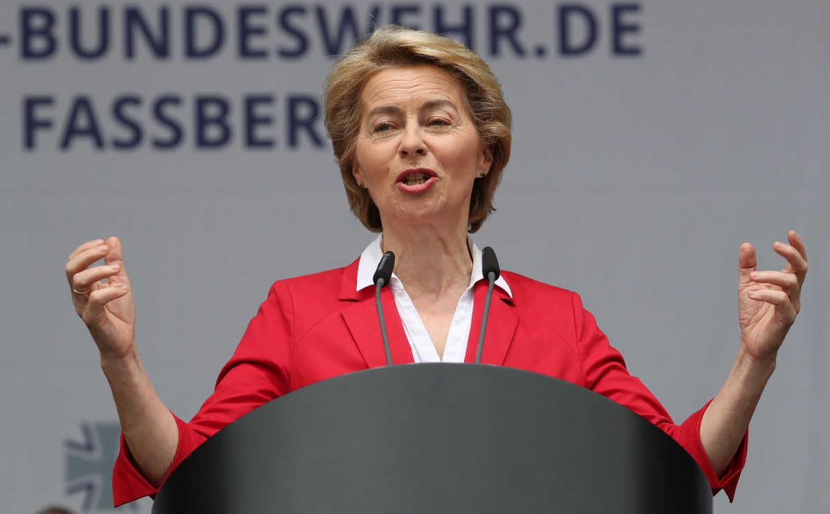 Днес гласуват дали Урсула фон дер Лайен ще стане председател на ЕК