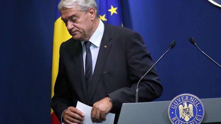 Вътрешният министър на Румъния подаде оставка заради убийствата на две тийнейджърки