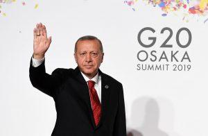 Ердоган: Турция не може да бъде наблюдател на Балканите