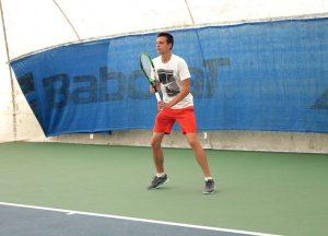 Терзиев се класира на четвъртфинал на турнир от ITF в Румъния
