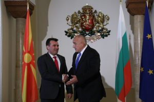 Борисов ще посети Македония на 1 август, заедно със Заев ще почете Гоце Делчев