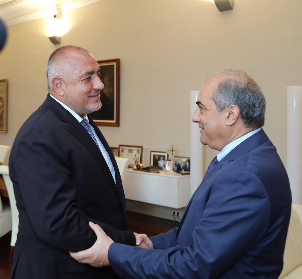 Борисов: Политическият диалог с Кипър е изключително полезен