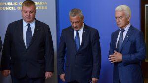 Сидеров все пак ще чака Каракачанов и Симеонов на политически съвет