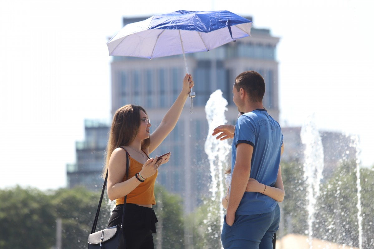 Леко затопляне в петък, от неделя нови дъждове