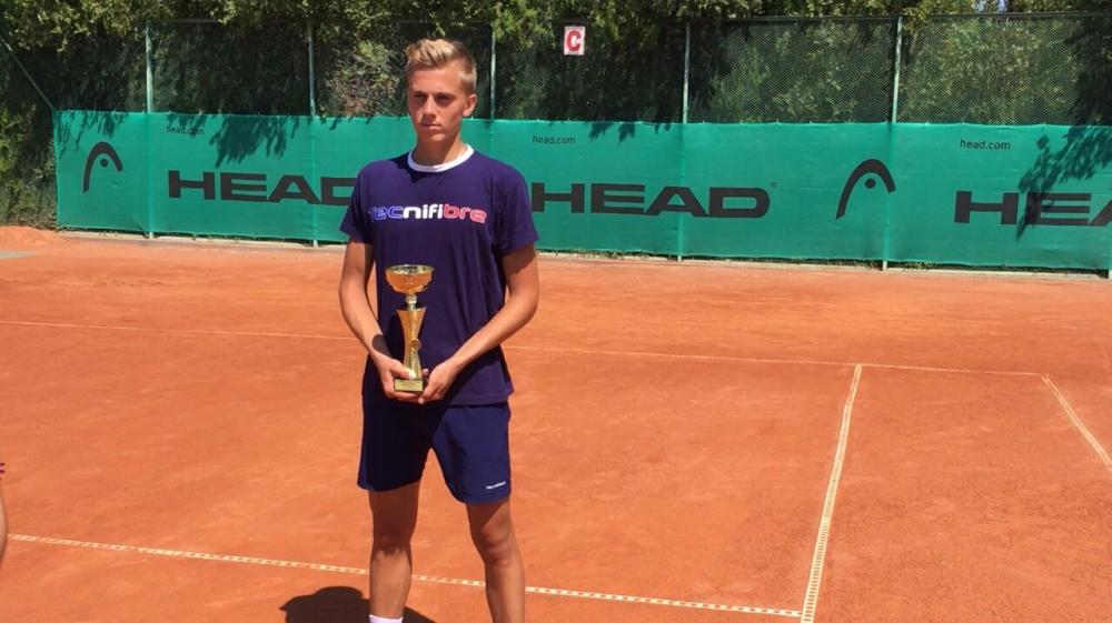 Българска доминация на турнир от Тенис Европа в София