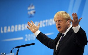 Борис Джонсън: Ще възстановим доверието в нашата демокрация