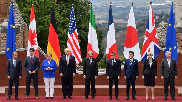 САЩ отрекоха да са обещавали пари на Бразилия с останалите от Г7