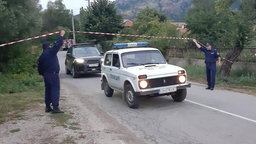 Убиецът на 7-годишното момиче от с. Сотиря е задържан