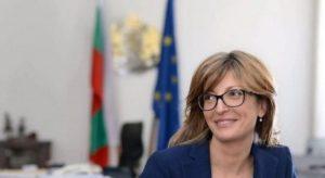 Захариева ще участва на неформална среща на външните министри на ЕС