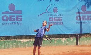 Радулов се класира на финал на турнир от Тенис Европа в Германия