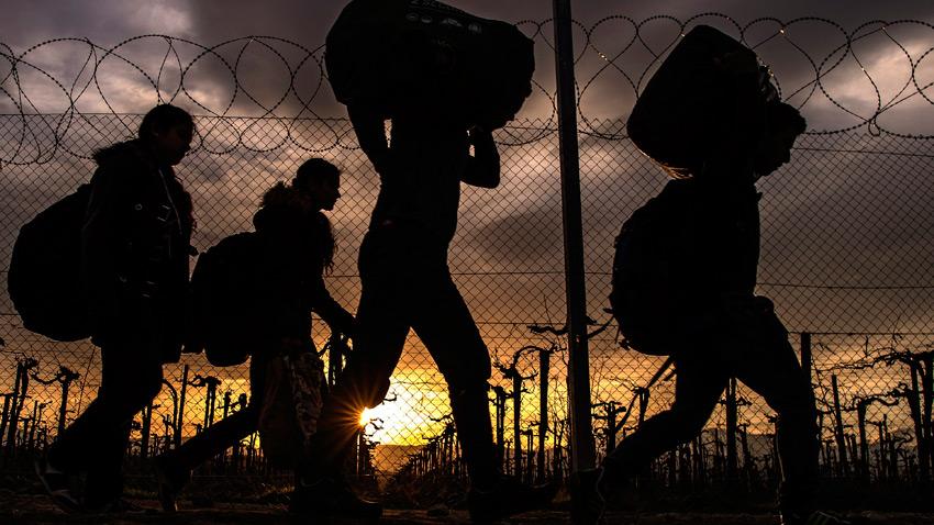 18 имигранти пострадаха на границата между Босна и Херцеговина и Хърватия