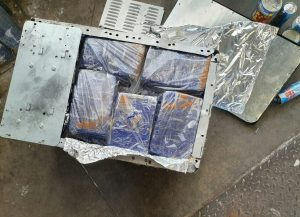 Над 17 кг хероин задържаха на ГКПП Капитан Андреево