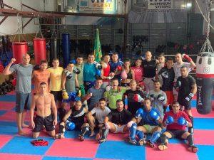 Галинова и Атанасов мотивирани за успех на Европейското по кикбокс