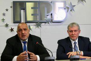 Борисов: Изборите ще бъдат много подли, специално София