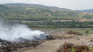 Бедственото положение в Свищов заради пожара е в сила до петък