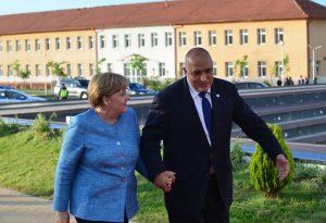 Борисов ще посети Германия на 3 септември