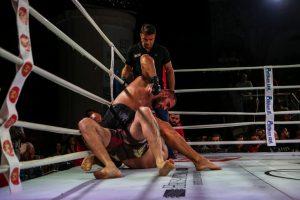 Калоян Колев остава непобеден, записа 10-ти успех на ММА ринга