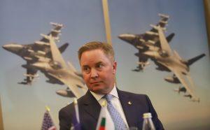 Lockheed Martin: България ще има най-напредналите F-16 с пълни бойни способности