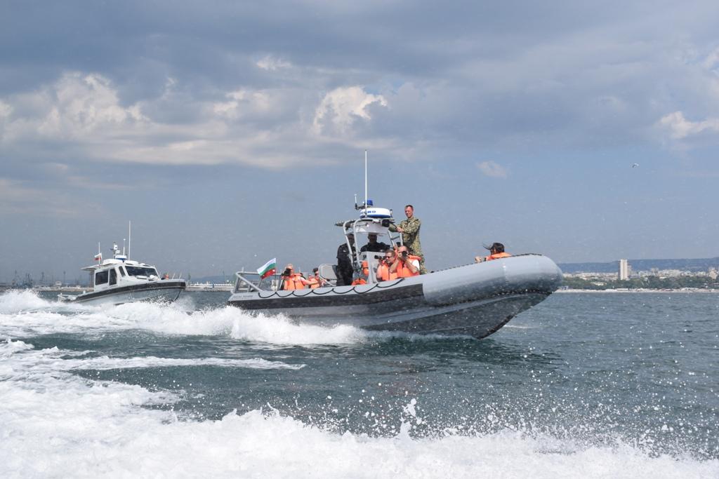 Продължава честването на 140 г. от създаването на Военноморските сили