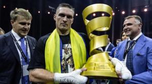 Александър Усик е пряк конкурент на Кубрат Пулев за мач за световната титла