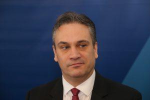 Парламентът освободи от длъжност Пламен Георгиев