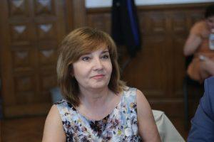 Галя Димитрова: Горанов иска от мен решения, а не оставка