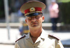 Майор Илиян Илиев: Недостигът на гвардейци е над 50%