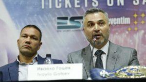 Ивайло Гоцев: Кобрата ще затвори човката на клоуна Тайсън Фюри