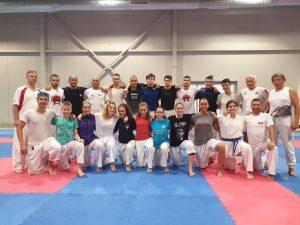 Националите ни в олимпийското карате с лагер в Кранево