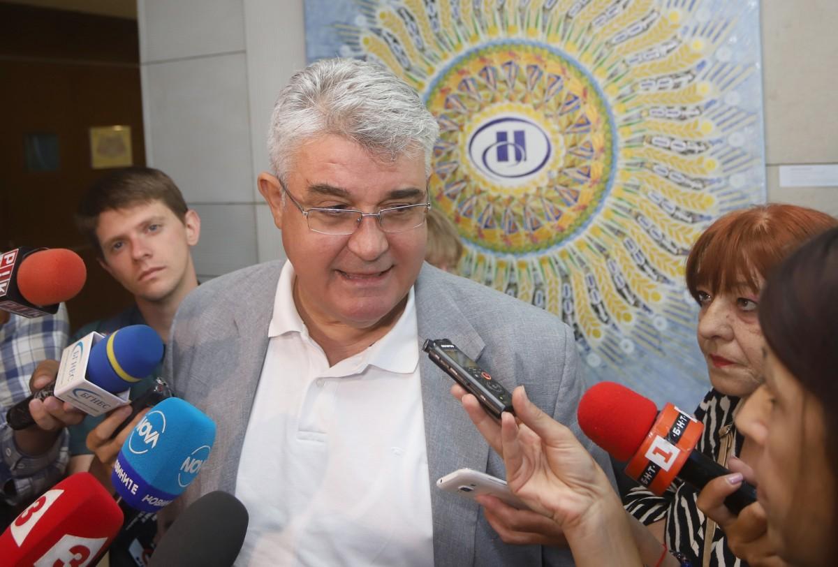 Веселин Целков: Глоба от 20 млн. евро грози НАП