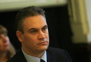 Пламен Георгиев е подал молба до ВСС да бъде възстановен като прокурор
