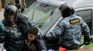 Германия призова Москва да освободи арестуваните по време на протестите