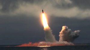 Изваждане на ядрена ракета от океана е причина за експлозията в Русия