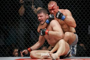 Michael Bisping: Мога да измета пода с Georges St-Pierre