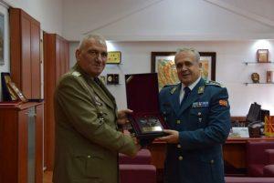 В Скопие ген. Боцев обсъди задълбочаването на военното сътрудничество