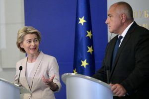 Фон дер Лайен: 100% сме зад България, трябва да постигнем баланс в ЕС