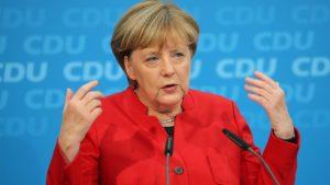 Меркел: Страните от Г7 виждат рискове в глобалното икономическо развитие