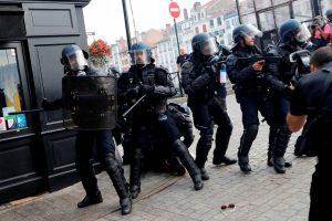 19 задържани по време на протести срещу срещата на Г7