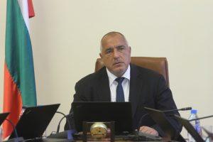 Борисов: Другите институции се дразнят, защото няма какво да покажат