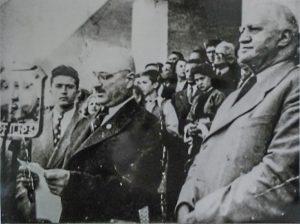 Борис Чобанов и първият следвоенен Международен панаир – Пловдив
